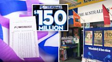 Powerball jackpots to record $150m – so why is no one winning?