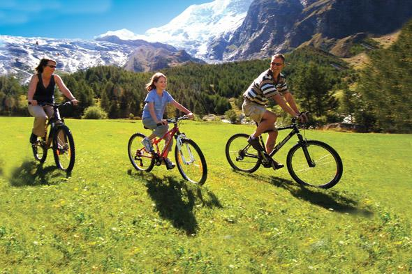 "<p><a href=""http://www.esprit-holidays.co.uk/"" target=""_blank"">Esprit Holidays</a> has introduced train travel to the Alps this summer to get your holiday off to a relaxed start. Once in the mountains, you can enjoy a week's stay in a chalet-style hotel, with breakfast, packed lunches and five-course evening meals with wine thrown in, from £277 per person. Plus, there are organised daily activities you can choose to pay for the family to take part in.</p>"