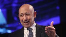 Goldman Sachs CEO touts Frankfurt for post-Brexit banking