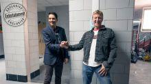 'Karate Kid' sequel series: Ralph Macchio, William Zabka reunite in BTS photo