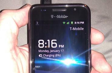 Samsung Vibrant 4G for T-Mobile in the wild? (Update)