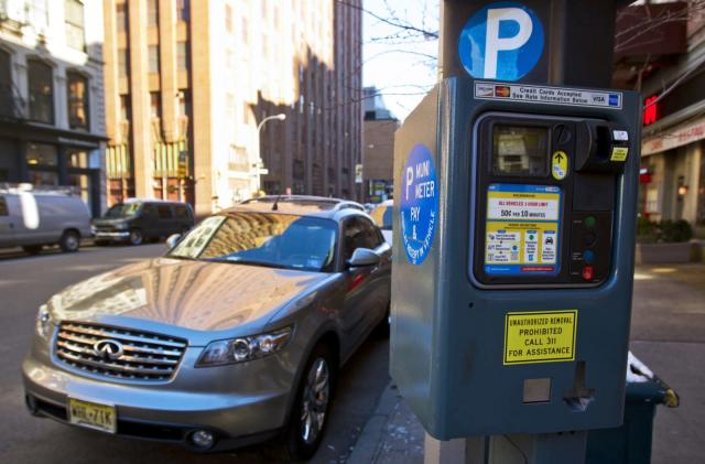New York City now lets you pay for parking with your phone