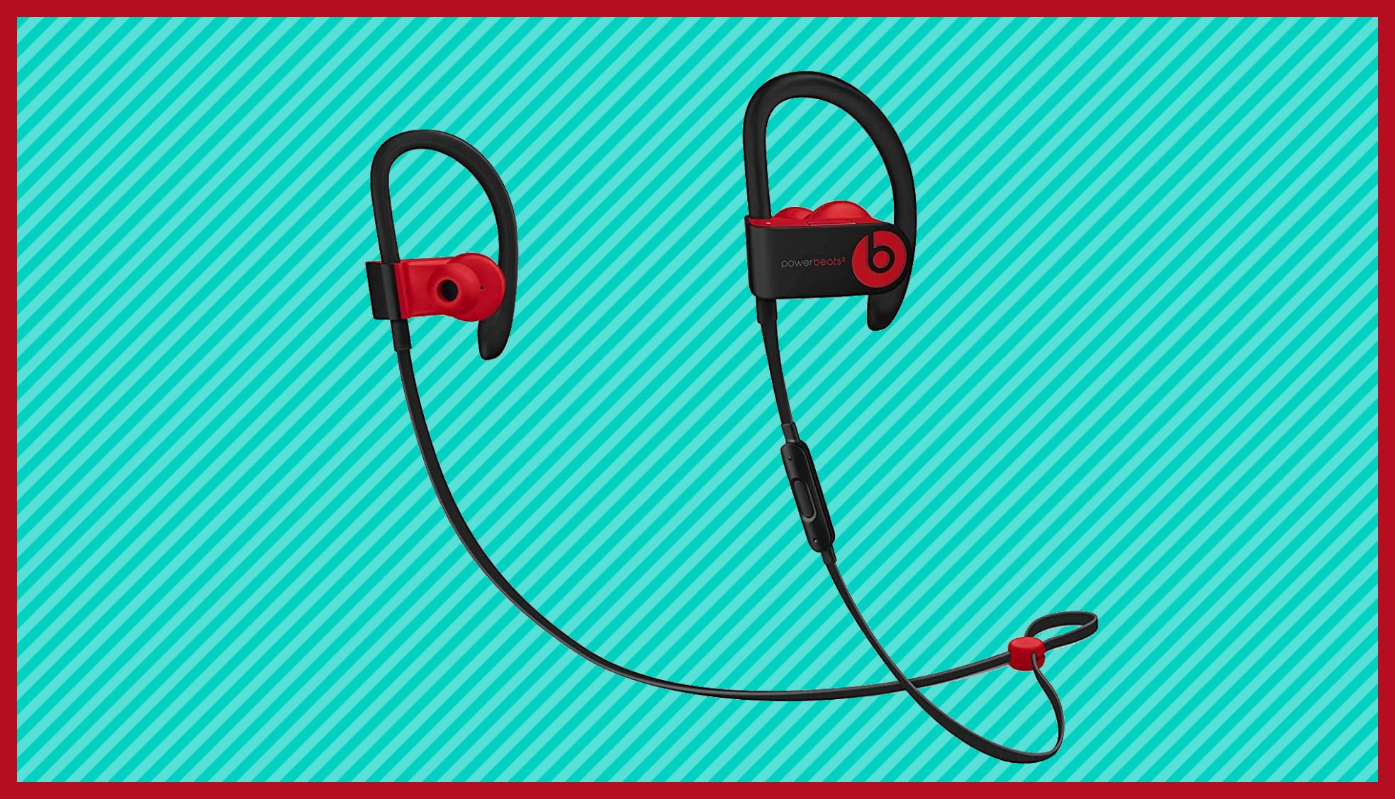 Powerbeats3 Wireless In Ear Headphones Are On Sale At Amazon