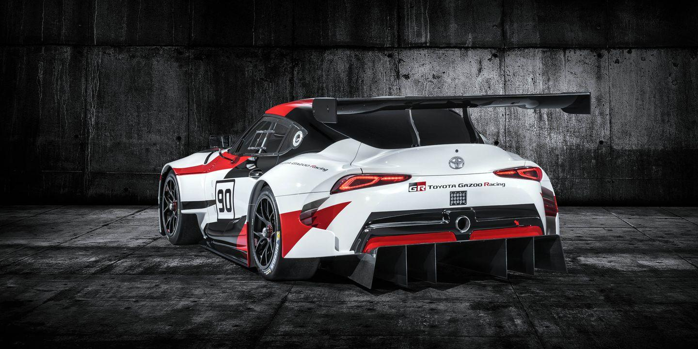 The 2019 Toyota Supra Will Sort Of Be a Turbo 86