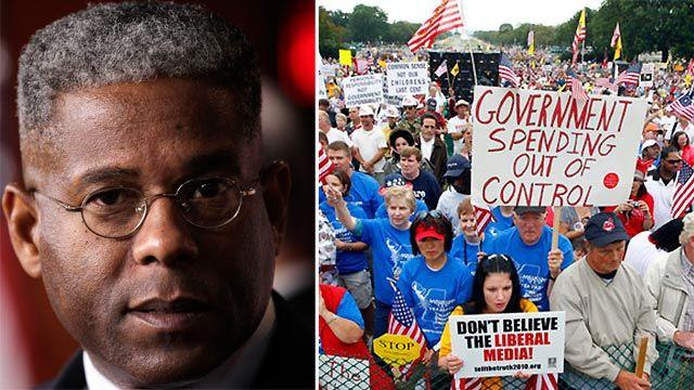 What does Allen West's loss bode for the Tea Party?