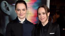 Surprise! Ellen Page and Emma Portner Are Married