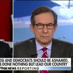 Chris Wallace says White House does not want to lend credibility to House Democrats' impeachment process