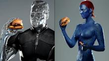 'X-Men' and Carl's Jr. Make for a Messy Marketing Mutation