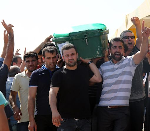 Turkey vows to 'cleanse' border of IS after deadly attack