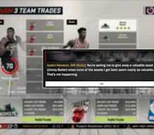 'NBA 2K' Bulls are pissed at the idea of the actual Jimmy Butler trade