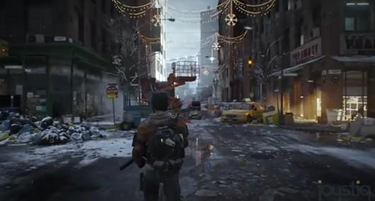 E3 2013: Ubisoft announces 'MMO shooter' The Division