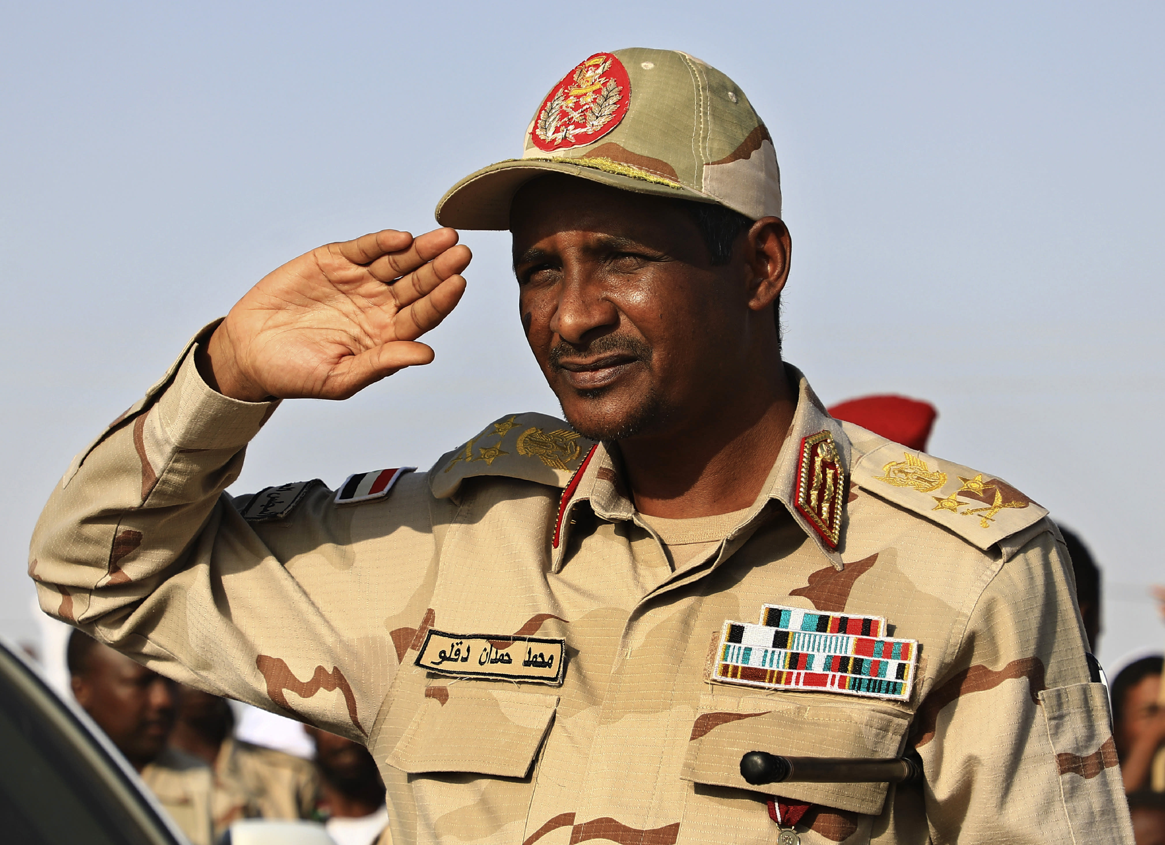 Plane carrying Sudanese judges, others crashes in Darfur