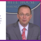 Mulvaney on quid pro quo: 'We do that all the time'