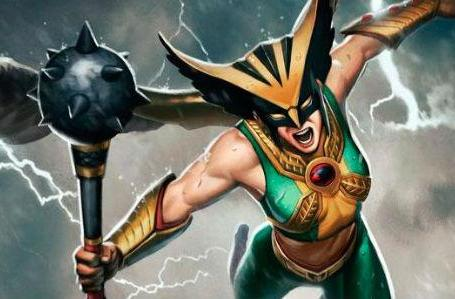 Hawkgirl is coming to Infinite Crisis on January 21