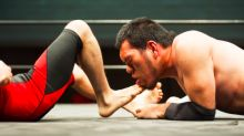 Wrestlers With and Without Disabilities Fight in 'Rough, Rude, Rule-Breaking' League