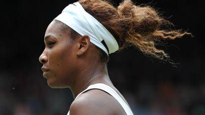 Serena denounces tabloids in support of friend Markle