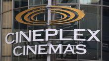 Britain's Cineworld scraps $1.65 billion deal to buy Cineplex