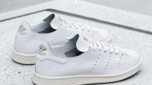Makeover a 24 carati per le iconiche Stan Smith