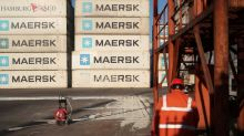 Maersk sees drop in global ship container demand this year