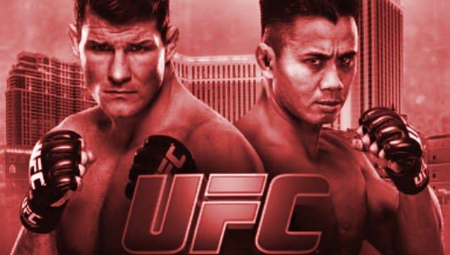 UFC Fight Night 48 Macao Atten...