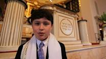 Boy's Bar Mitzvah Rap Video Becomes Web Hit