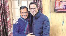 Inside track: Prashant Kishor thinks big