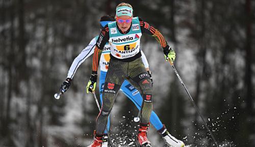 Langlauf: Fessel glänzt bei Björgen-Sieg mit Platz fünf
