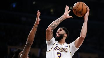 AD dominates Wolves with 50-point performance
