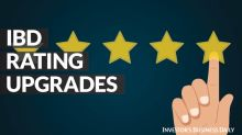 IBD Rating Upgrades: Paychex Shows Improved Relative Price Strength