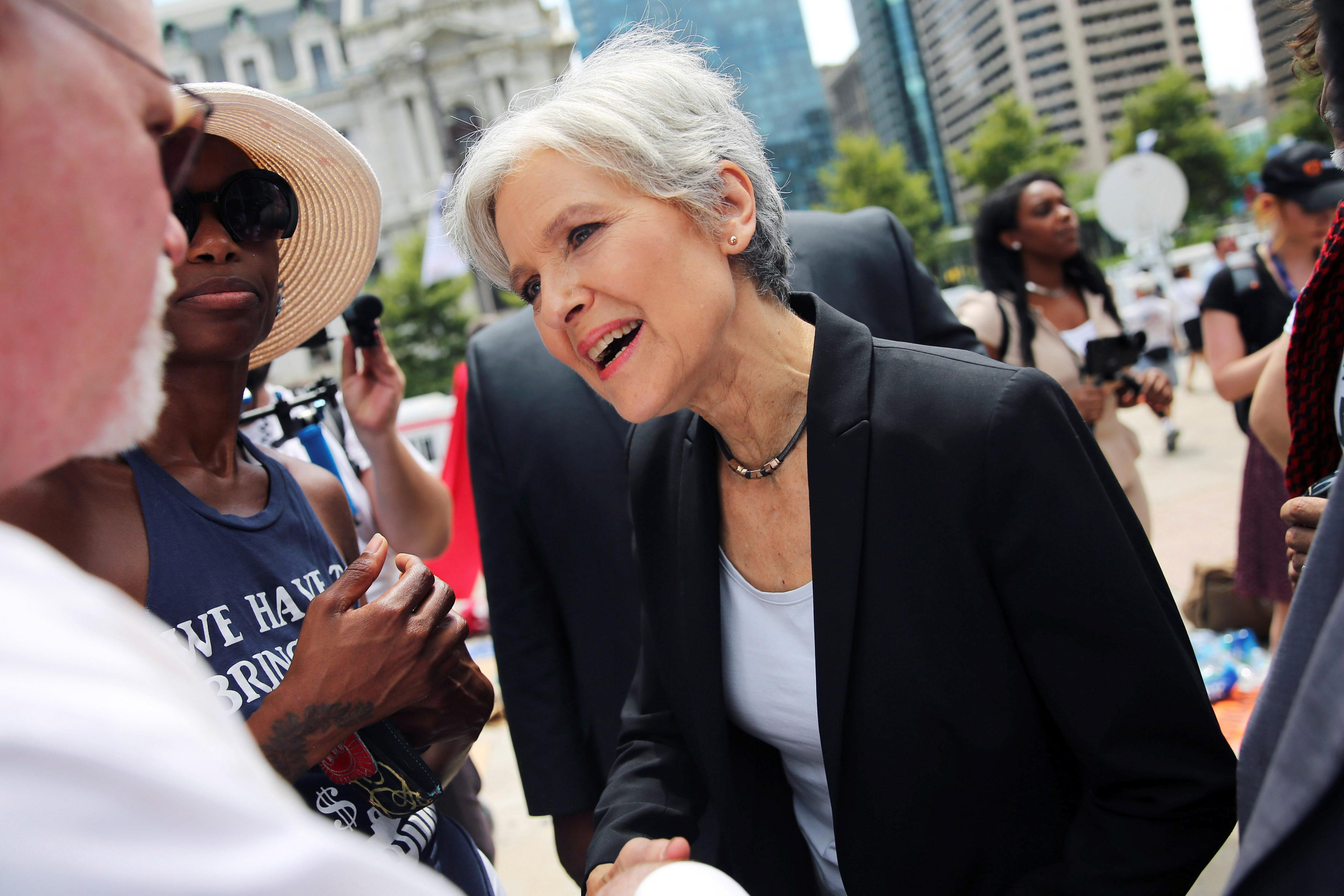 Bernie Sanders Won't Be 2020 Democratic Nominee, Jill Stein Says