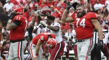 Smart money: Bet on Georgia to make the College Football Playoff
