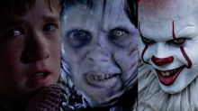 ¿Cuáles son las películas de terror más taquilleras de todos los tiempos?