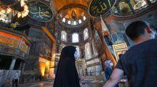 Turquie: la basilique Sainte-Sophie transformée en mosquée mais restera ouverte aux visiteurs