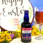 Create an Easter cocktail with Wild Tonic's Hard Jun Kombucha