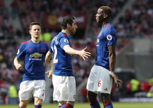 Manchester croit toujours au Big Four
