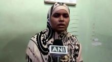Ishrat Jahan, West Bengal BJP Leader, Asked To Vacate House For Allegedly Attending Hanuman Chalisa Event Wearing Hijab