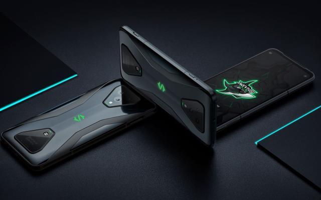 Xiaomi's Black Shark 3 Pro gaming phone has pop-up shoulder buttons