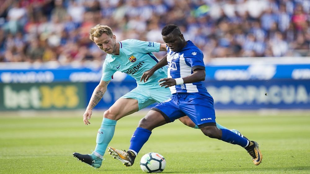 Alaves will avoid relegation in La Liga, says Wakaso