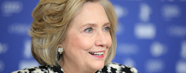 Hillary Clinton. (Getty Images)