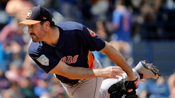 Report: Justin Verlander, Astros agree to two-year, $66 million extension