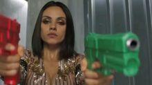 L'Espion qui m'a larguée : Kev Adams croise Mila Kunis et Kate McKinnon dans la BA !