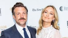 Jason Sudeikis thanks ex-fiancée Olivia Wilde during Critics' Choice Awards
