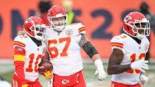 Former Chiefs center Daniel Kilgore announces retirement from NFL