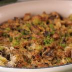 Try This Keto Thanksgiving Recipe for Flavorful Sausage Stuffing
