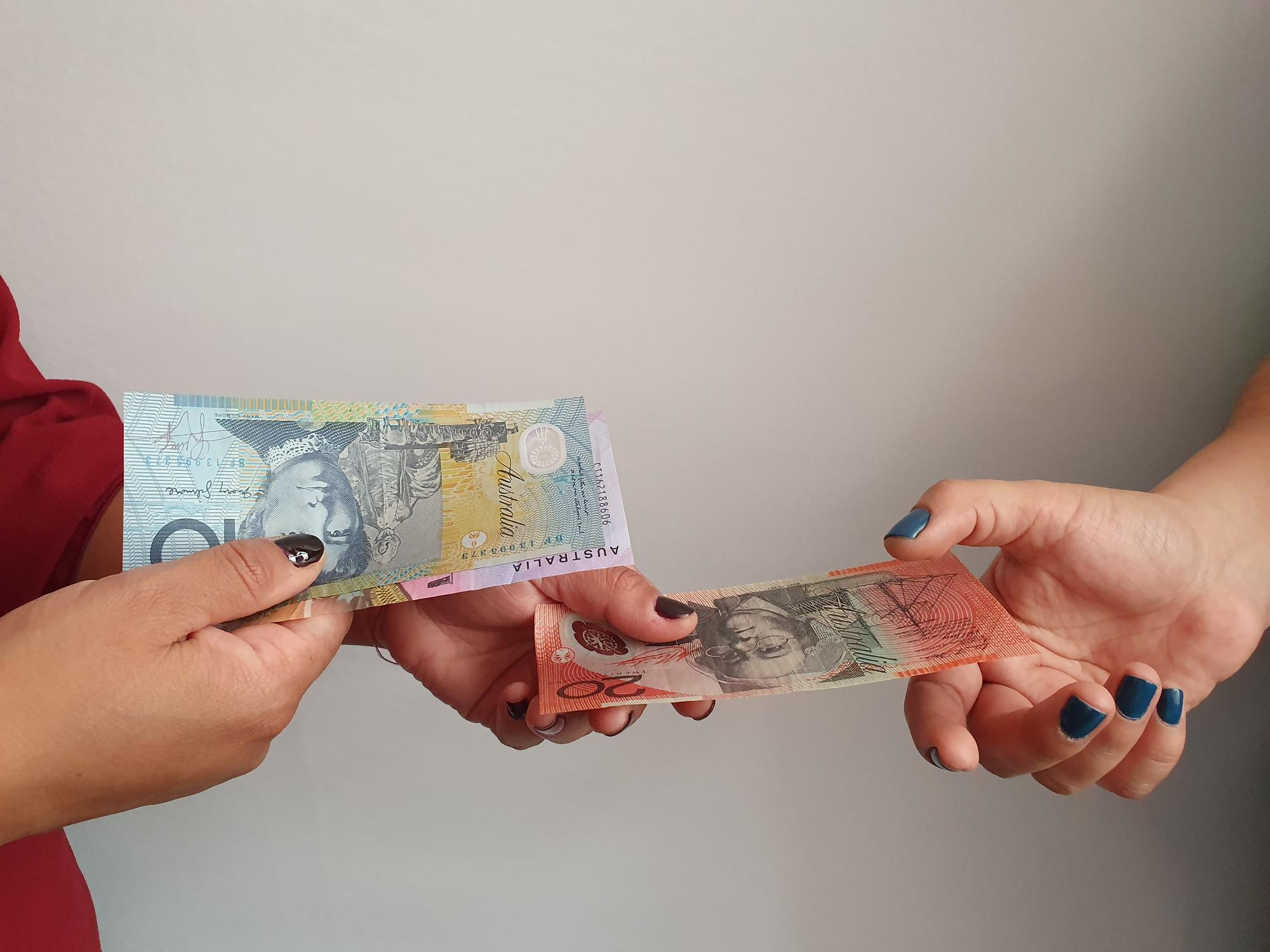 Three mistakes women make with money