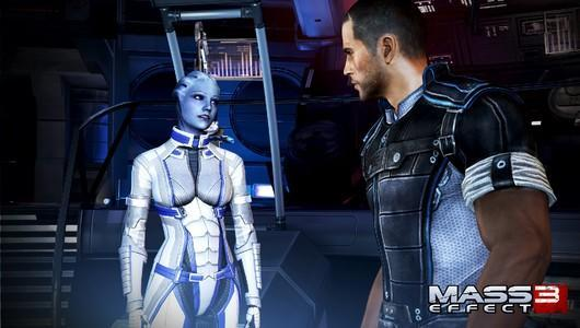 You gethed it, Mass Effect 3 tops UK charts