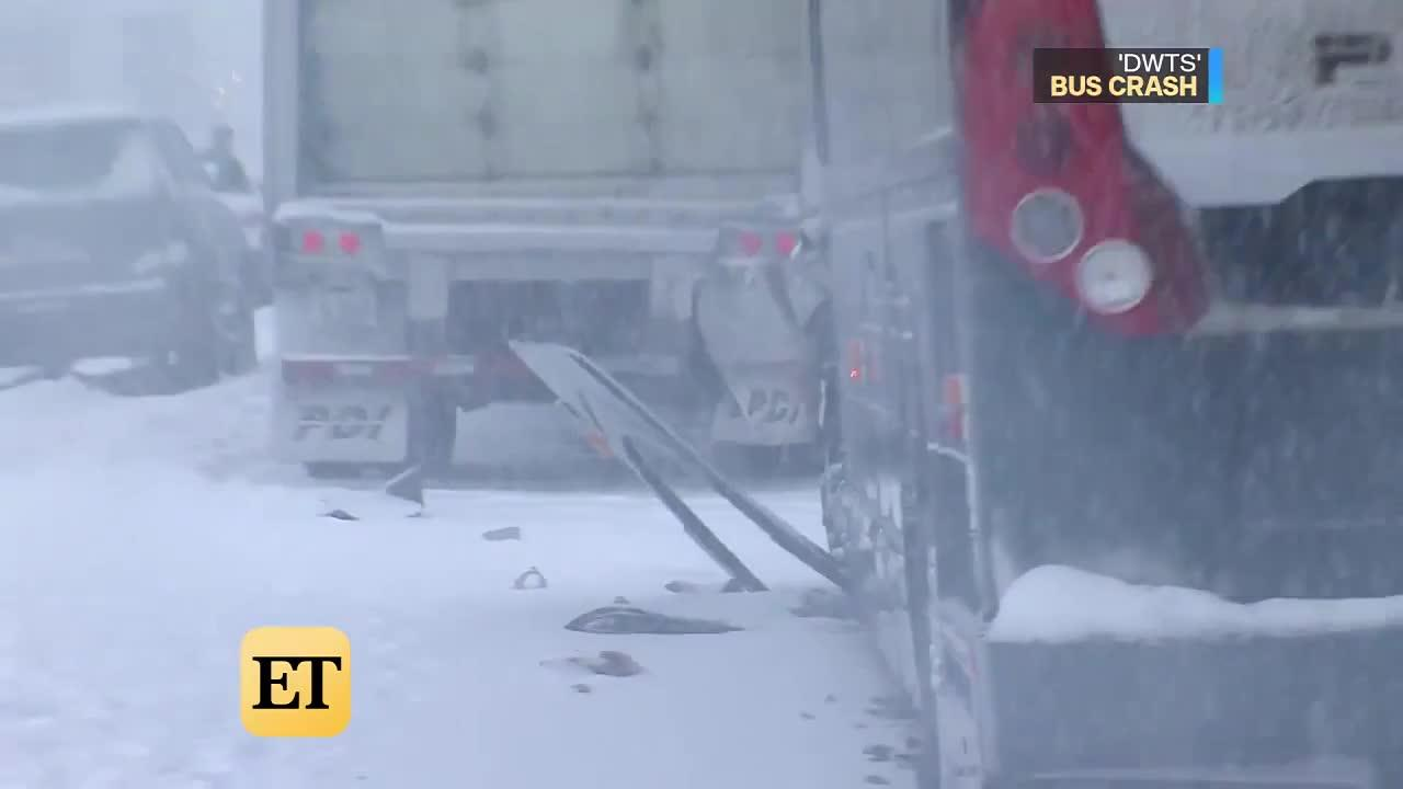 Dancing With The Stars Tour Bus Accident