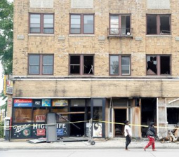 Milwaukee imposes curfew to quell rioting sparked by police shooting