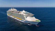 The world's largest cruise ship conserves water better than America