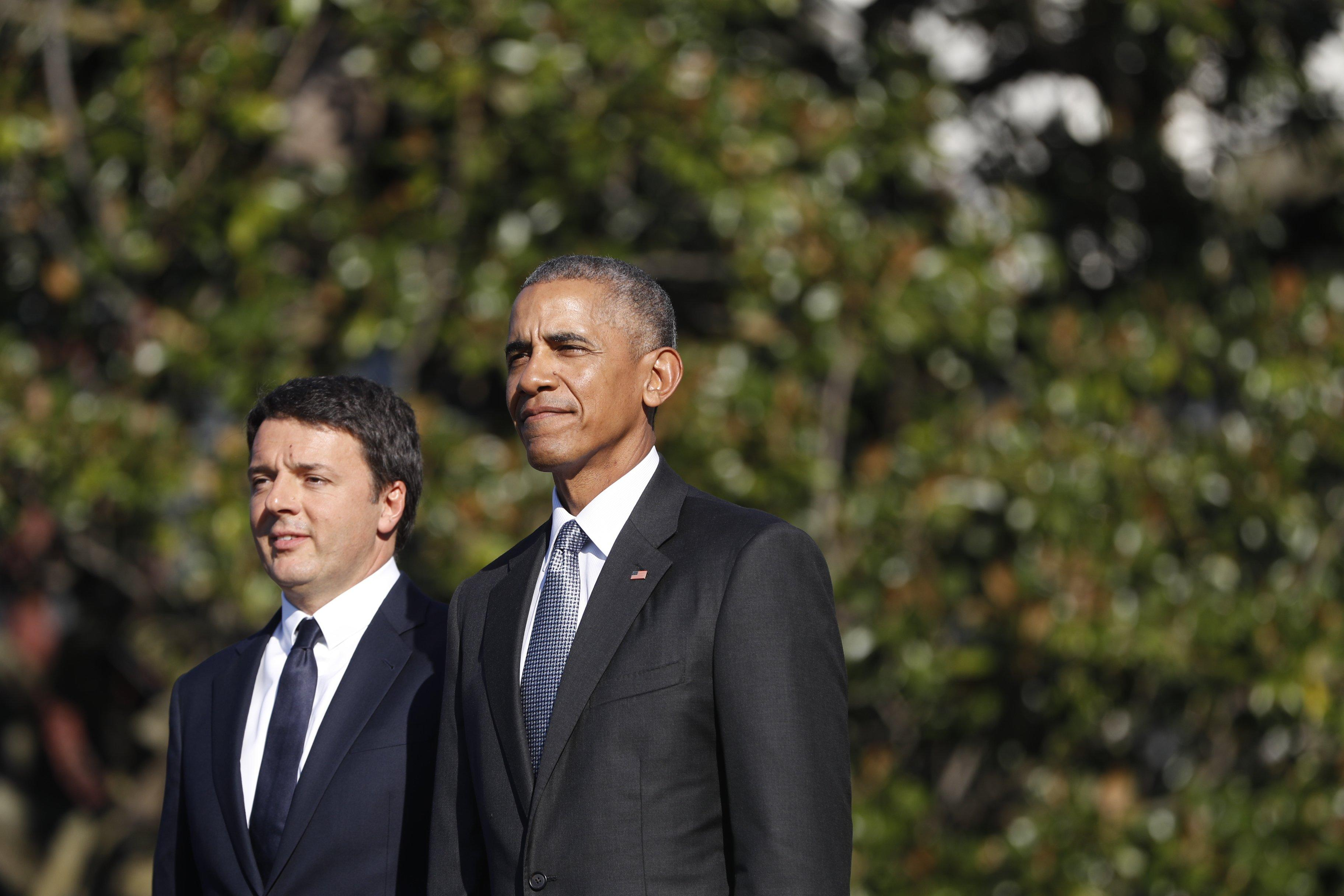 What to Know About Italian Prime Minister Matteo Renzi's Visit to the White House